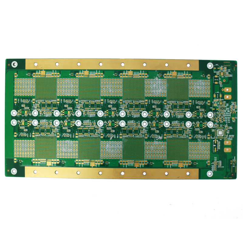 Eight-layer industrial motherboard circuit board